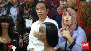 Jokowi Sebut Doa Ulama Ikut Buat Ekonomi RI Stabil