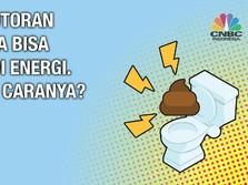 Mau Tahu Gimana Caranya Kotoran Manusia Bisa Jadi Energi?
