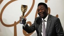 Pele, Legenda Brasil yang Sempat Jadi Pelayan Toko Teh