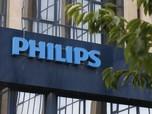 AS Batal Pesan Puluhan Ribu Ventilator, Philips 'Merana'