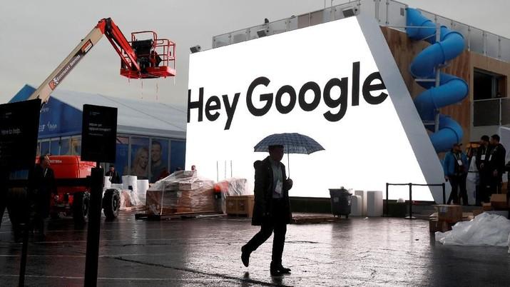 Capex atau belanja modal Google tercatat mencapai US$7,669 miliar atau sekitar Rp 107,1 triliun hanya untuk kuartal I-2018.