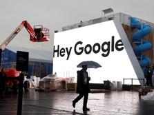 Lonjakan Laba Bawa Saham Induk Google Melesat