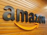 Pemerintah Restui Amazon Ekpansi ke RI, Asal...