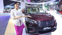 Suzuki Naikkan Target Penjualan Ertiga