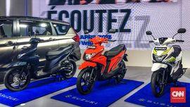 Rilis Nex II, Suzuki Jamin Harga Tetap Kompetitif