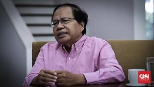 Rizal Ramli Curigai Tawaran Asuransi China ke BPJS Kesehatan