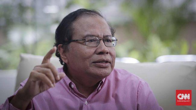 Jejak Perseteruan 'Impor Pangan' Rizal Ramli Vs Surya Paloh