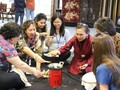 Puluhan Warga Inggris Belajar Membatik di KBRI London