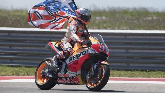 Jadwal Live Streaming MotoGP Amerika Serikat 2019