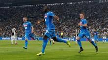 Juventus Dikalahkan Napoli, Liga Italia Semakin Ramai