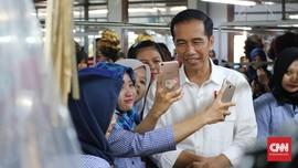 Istana Bantah Jokowi Kampanye Lewat Iklan di Bioskop