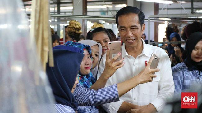 Jokowi Yakin Alquran dan Iptek Naikkan Derajat Bangsa