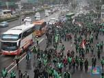 Tarif Ojol Siap Terbit, Biaya Pulsa Sampai Ban Bakal Dihitung