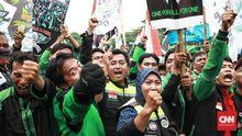 Polri Minta Ojek Online Jaga Nama Bangsa saat Asian Games