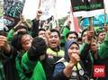 Demo Saat Asian Games, Ojol Cuek Dianggap Permalukan Bangsa