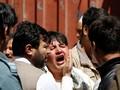 Masjid Afghanistan Diserang Bom, Korban Lebih dari 50 Orang