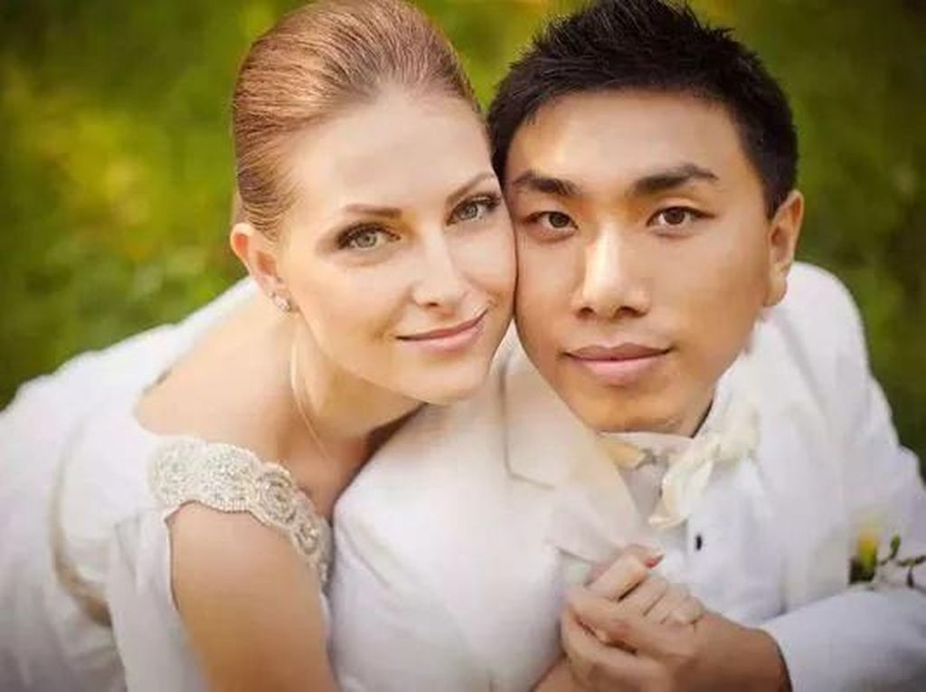 Kisah Cinta Pria China Nikahi Wanita Cantik Jelita, Viral Karena Bikin Iri