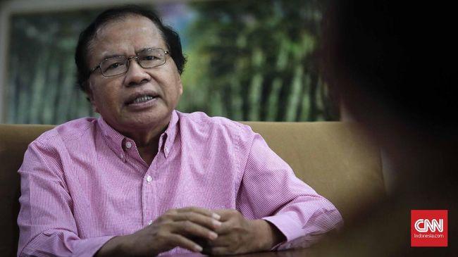 Rizal Ramli Desak Pemerintah Selamatkan Rupiah