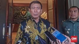 Wiranto Bantah Aparat Gunakan Bom Saat Buru KKB Papua