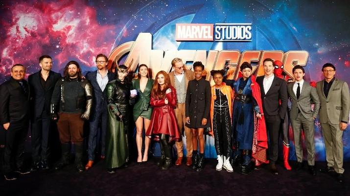Berdasarkan laporan dari Wall Street Journal, 'Avengers: Infinity War' menelan biaya produksi sekitar US$ 300 juta atau Rp 4,1 triliun.