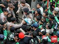Tiga Korban Bentrok Ojol Vs DC Dioperasi di RSPAU Yogyakarta