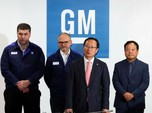 GM Korea Selatan Batalkan Rencana Pengajuan Pailit