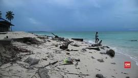 VIDEO: Kecantikan Pantai Derawan Terancam Abrasi