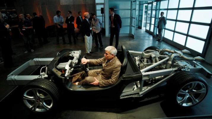 Gaet Desainer Ferrari, Startup Ini Akan Layani Taksi Terbang