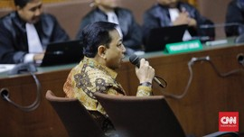 Setnov Divonis 15 Tahun, Netizen 'Seret' Nama Puan Maharani