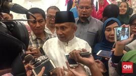 Polisi Periksa Amien Rais karena Disebut Ratna dalam BAP