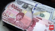 Sentimen The Fed Bawa Rupiah Menguat ke Rp14.501 per Dolar AS