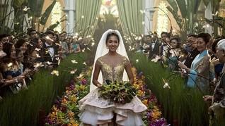 Harapan Palsu Golden Globes 2019 untuk 'Crazy Rich Asians'
