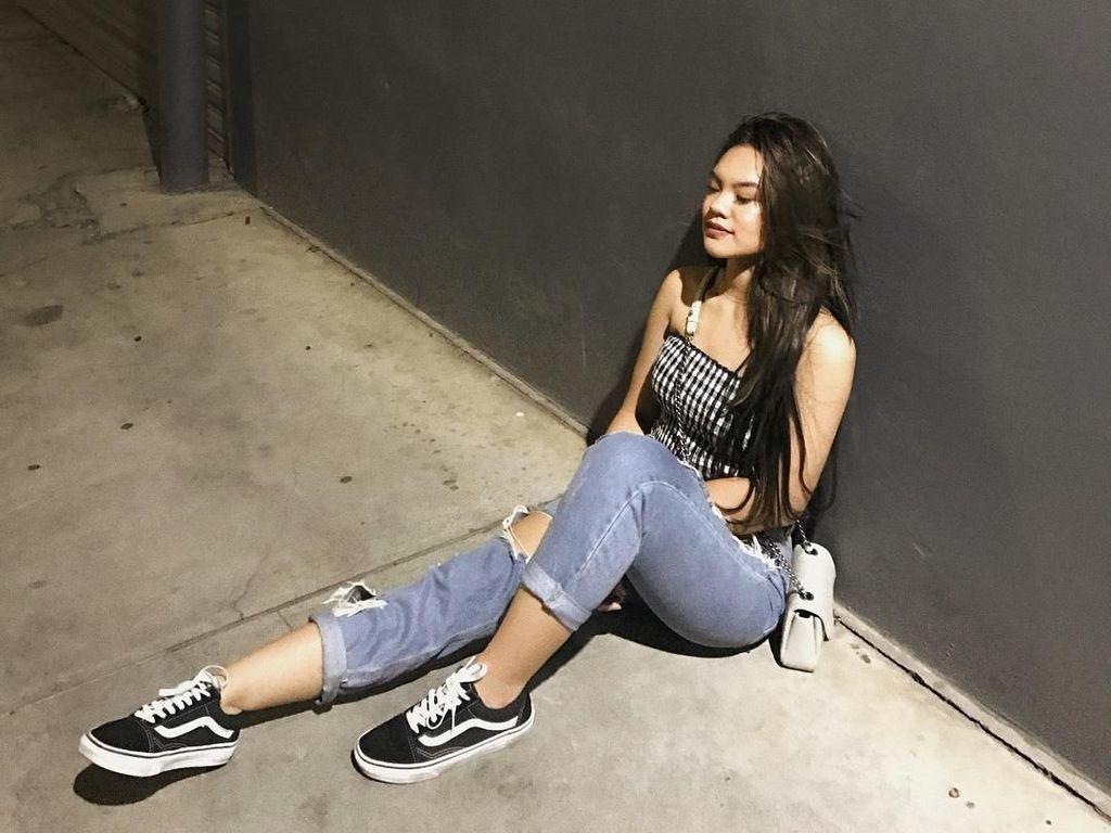 Gaya Shafa Harris, Remaja yang Jadi Sorotan karena Jennifer Dunn