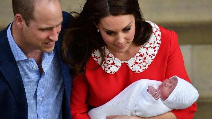 Kate Middleton Melahirkan Anak ke-3, ini Biaya Persalinannya