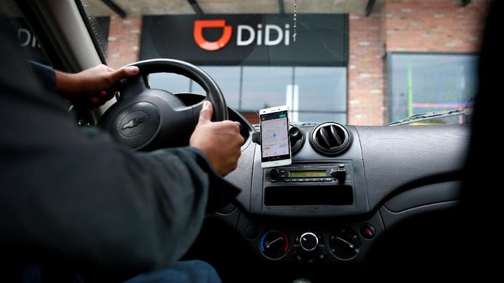 Didi Chuxing diizinkan untuk menguji kendaraan otonom di negara bagian California pada 10 Mei 2018.