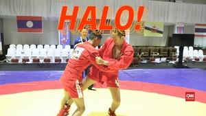VIDEO: Mari Mengenal Olahraga Sambo
