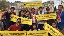 Puluhan Pelari Marathon Indonesia Ikut London Marathon 2018