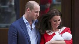 Pangeran Charles Jadi 'Sebab' Nama Anak Kate Belum Diumumkan
