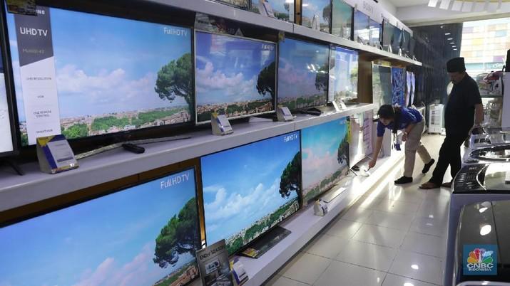 Rupiah Melemah, Harga Jual Elektronik Terancam Naik