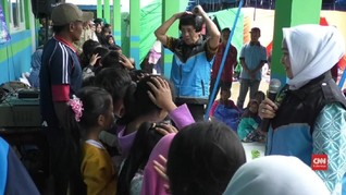 VIDEO: Kak Seto Pulihkan Trauma Anak-anak Korban Gempa