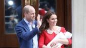 Makna Gaun Merah Kate Middleton Saat Keluar RS Pasca Melahirkan