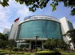 Pangsa Pasar Astra Meningkat, Saham Diburu & Melesat 5,34%