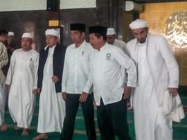 Alumni 212 Minta Jokowi Setop Kriminalisasi Ulama