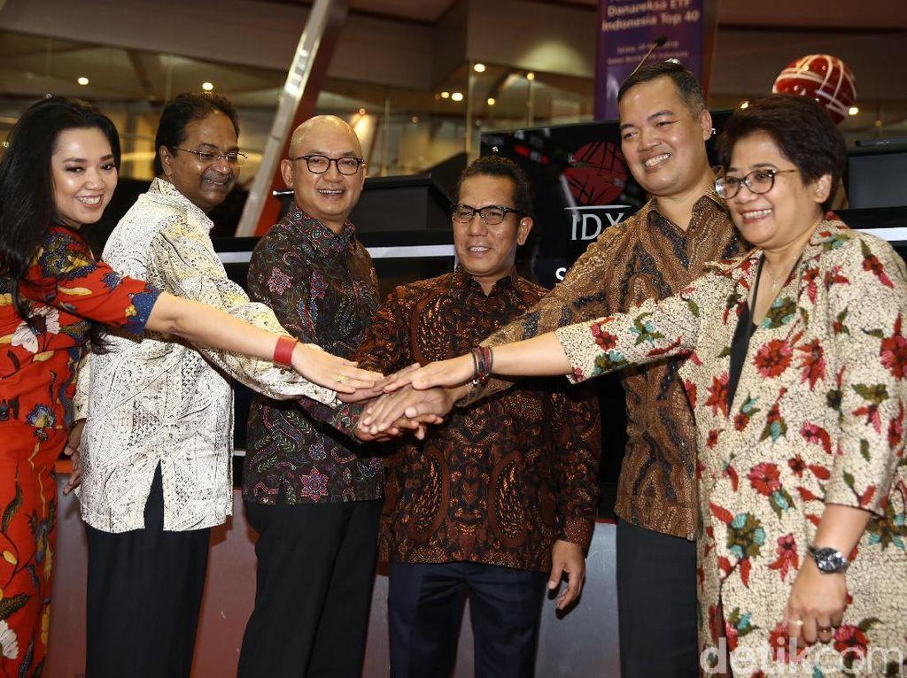 Peluncuran Danareksa ETF Indonesia Top 40