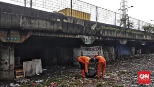 Menteri Siti Temukan Sampah oleh Pemudik di Tol
