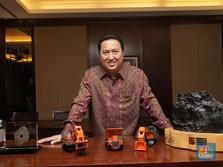 Jokowi Mau Batu Bara Jadi Gas, Bos Adaro Pilih Kompor Listrik