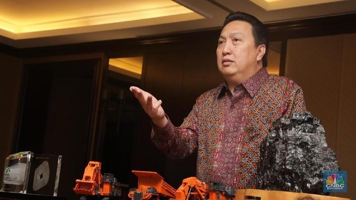 Naik 4,3%, Produksi Batu Bara Adaro Capai 54 Juta Ton di 2018