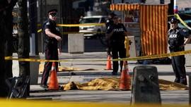 Polisi Selidiki Pesan Misterius Tersangka Serangan Toronto
