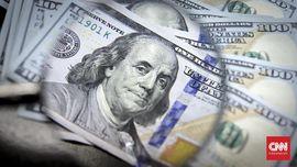 Pemerintahan Kembali Dibuka, Dolar AS Jatuh ke Level Terendah