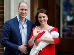 FOTO: Melihat Anak ke-3 Kate Middleton dan Pangeran William